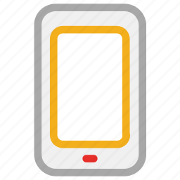 mobile, smartphone, tab, tablet icon