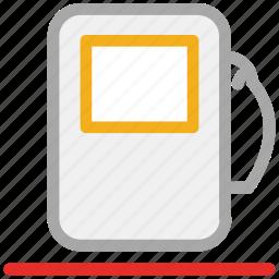 fuel, petrol, pump, station icon