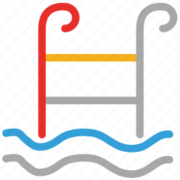 pool, swim, swimming, swimming pool icon