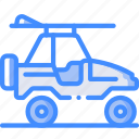 beach, buggy, journey, tourist, transport, travel icon