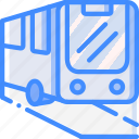 bus, journey, tourist, transport, travel icon