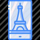 journey, landmark, photo, tourist, transport, travel icon