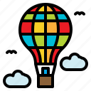 balloon, baloon icon