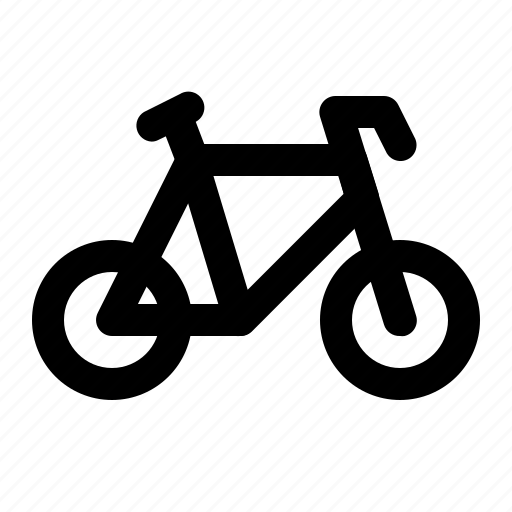Bicycle, bike, cycle, riding, sport, transport, vehicle icon - Download on Iconfinder