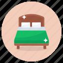 bedroom, hotel room, room, house room, master bedroom