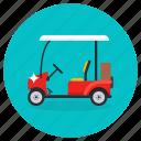 golf, cart, golf cart, golf truck, golf buggy, automotive vehicle, golf transport