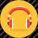 headphones, headset, earbuds, earphones, ear speakers