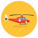 helicopter, heli, aircraft, air transport, chopper, whirly bird