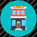 hotel, motel, inn, lodge, apartments, flats