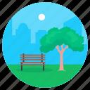 park, garden, nature, landscape, ground, outdoor
