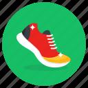 sneaker, shoe, boot, running shoe, footwear, gym wear
