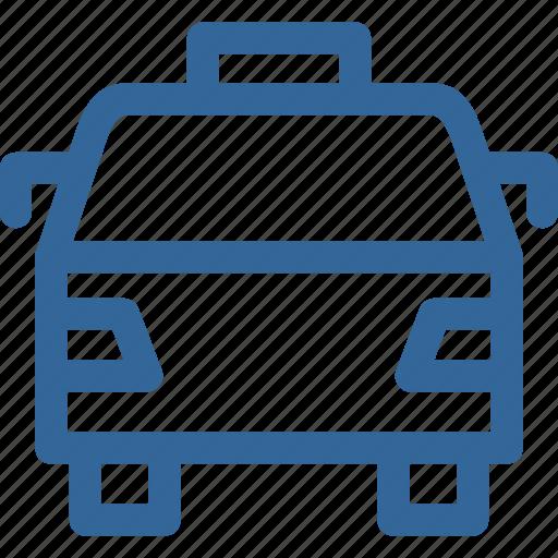 car, taxi, taxy, transportation icon