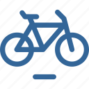 bicycle, bike, bikecycle, transportation icon