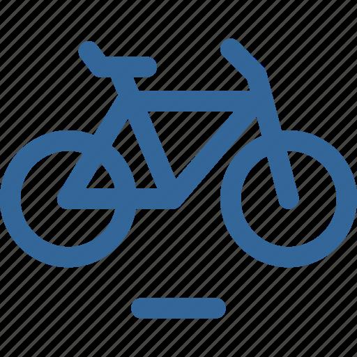 bicycle, bike, bikecycle, transportation icon