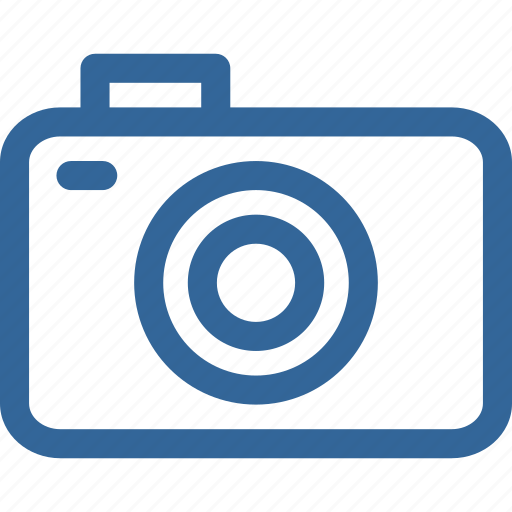 camera, gadget, holiday, picture, pocket camera, shoot icon