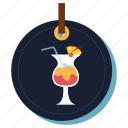 beach drink, juiceglass, summer, summerdrink, traveling icon