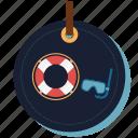 costume, swiming, swimmer, swimmingcostume, swimmingtube icon