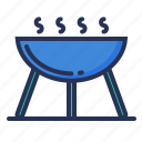 barbecue, cooking, food, outdoor icon