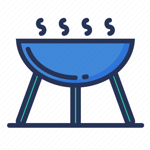 Barbecue, cooking, food, outdoor icon - Download on Iconfinder