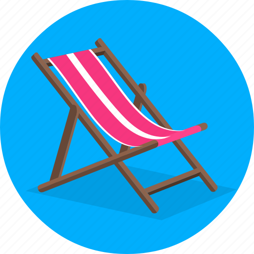 beach, holiday, holidays, summer, sunbed, trip, vacation icon