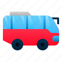 bus, holiday, transportation, travelling, vacation, vehicle