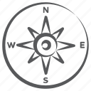 compass, directional instrument, geography compass, gps, navigation compass