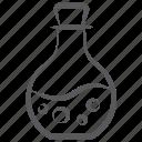 chemical potion, magic potion, mixer, potion, potion bottle