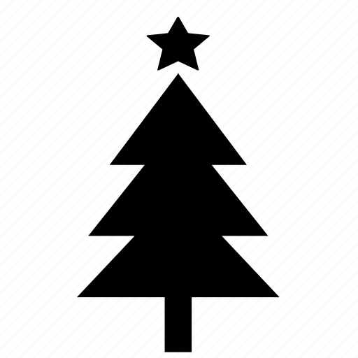 celebrate, fir, holiday, new, tree, year icon