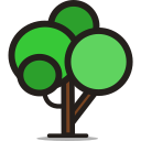 ecology, forest, garden, nature, plant, tree icon