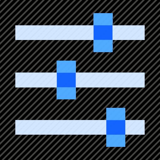 adjustment, configuration, control icon