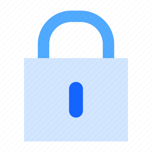 lock, padlock, password, security icon