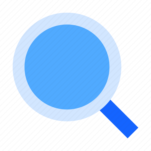 Find, magnifier, magnifying glass, search icon - Download on Iconfinder