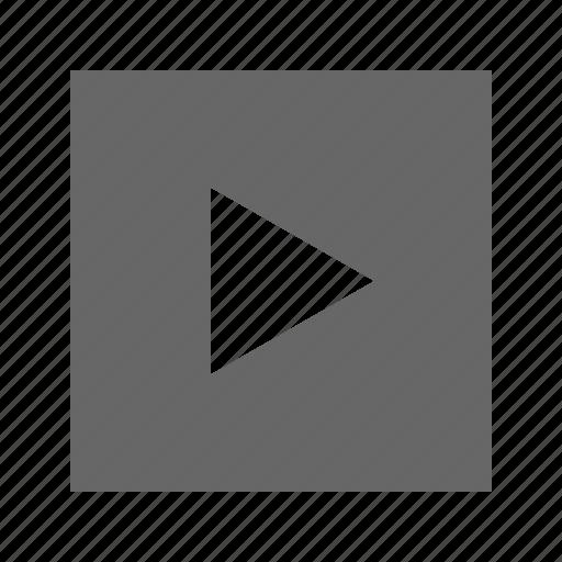 alt, right, solid, square, triangle icon