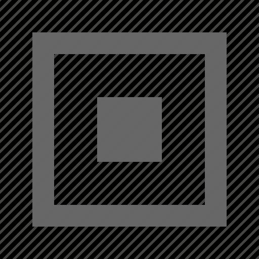 center, media, multimedia, pause, stop icon