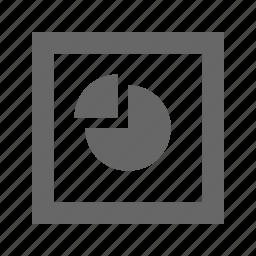 analytics, chart, graph, pie, presentation, report, statistics icon