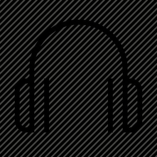audio, head phones, head set, music, sound icon
