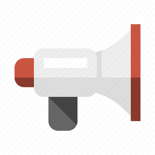 alert, amplify, announce, audio, bullhorn, megaphone, sound icon