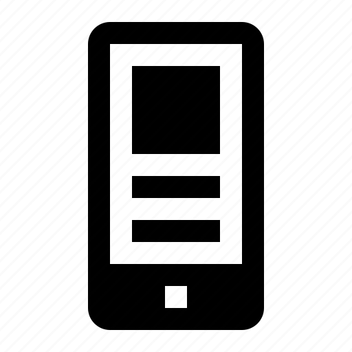 android, cell, device, mobile, phone icon
