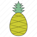 food, fresh, fruit, healthy, jack, organic, tropical icon