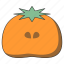 drink, food, fresh, fruit, juice, organic, tomato, tropical icon