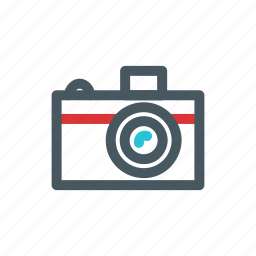 camera, photo, photography, picture, tropical icon