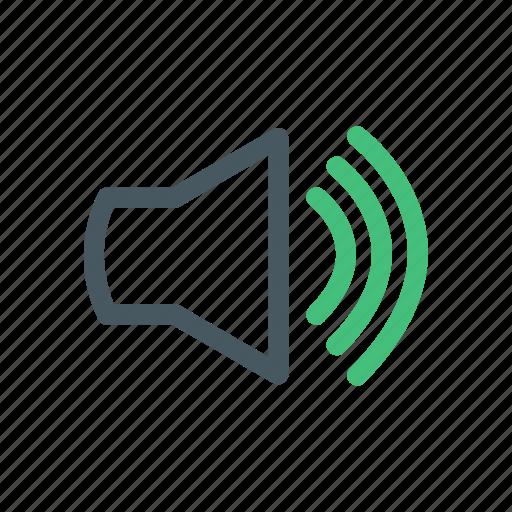 audio, music, speaker, tropical icon