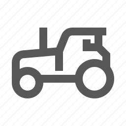agrimotor, farm, farming, tractor, vehicle icon