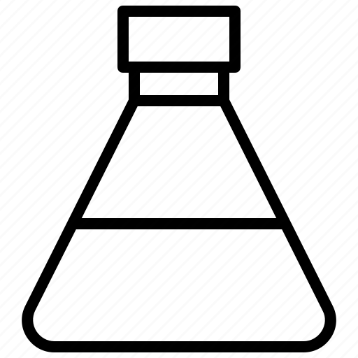 atom, chemical, chemistry, experiment, laboratory, research, tube icon