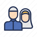 color, outline, ramadan, tukicon icon