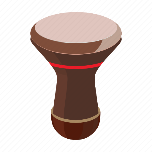 cartoon, drum, instrument, music, musical, percussion, traditional icon