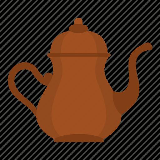 coffee, drink, east, pot, tea, teapot, turkey icon