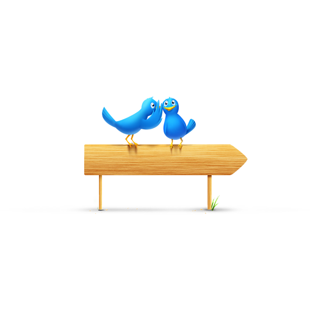 animals, bird, sign, twitter icon