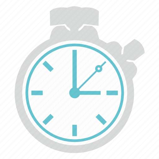 clocks, count, second, time, timer icon