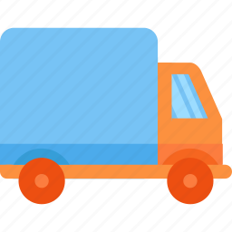 car, delivery, transport icon